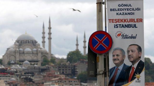 Erdoğan Binali Yıldırım