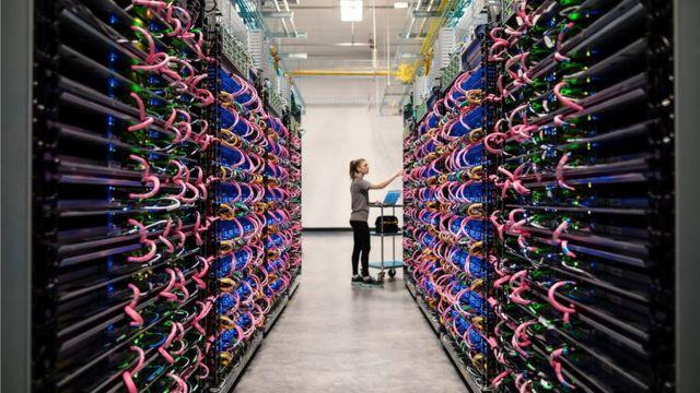 谷歌的降溫方案是制冷管道