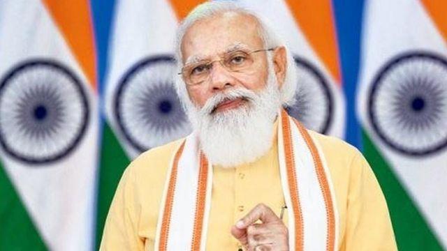 இந்திய பிரதமர் மோதி