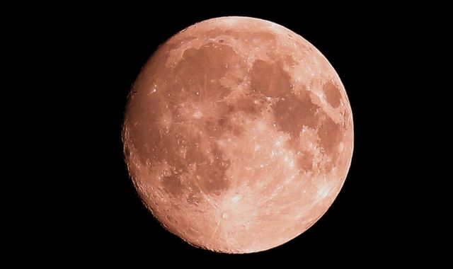 'Supermoon' coincides with lunar eclipse