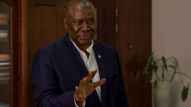 Abdoul Karim Meckassoua appelle au calme