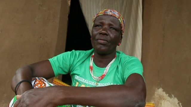 Mother of girl who escaped from Boko Haram