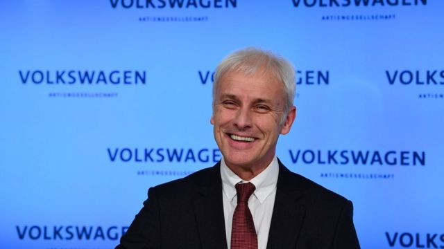 VW cracks down on executive pay after diesel scandal