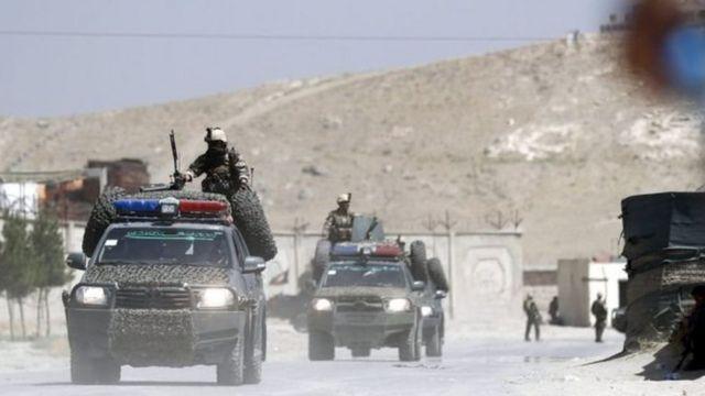 Mayakan Taliban sun sha kai hari a Bagram