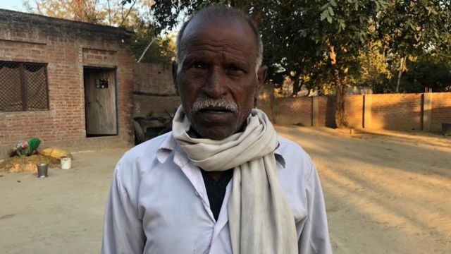 गांव के प्रधान बदलू राम