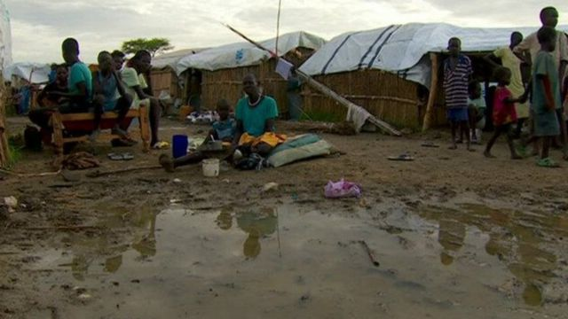 Plusieurs régions du Sud Soudan sont touchées par la faim extrême, les viols collectifs ainsi la destruction de villages
