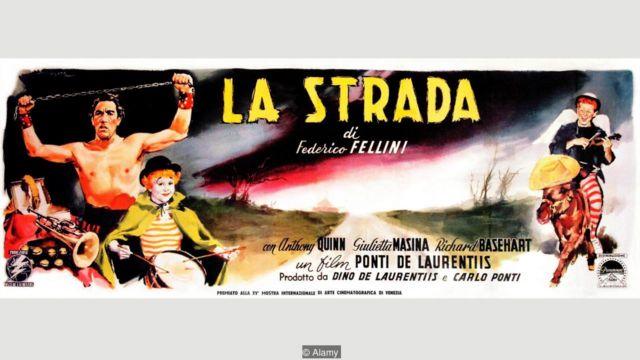 Poster de 'Na Estrada da Vida'