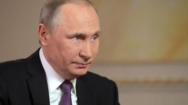 پوتین وايي، د واشنګټن او مسکو ترمنځ پوځي کچه ډېر ناوړه حالت ته رسېدلې ده