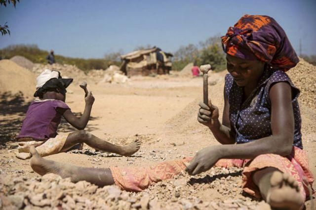 国际特赦组织对非洲钴矿雇佣童工的问题表示担忧
