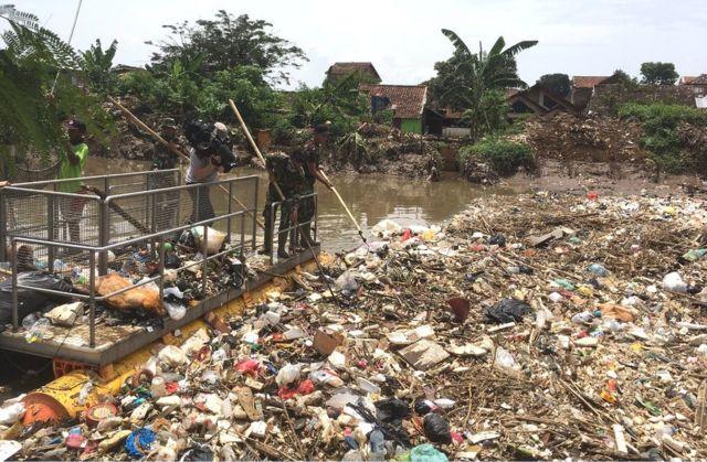 Sampah di Indonesia