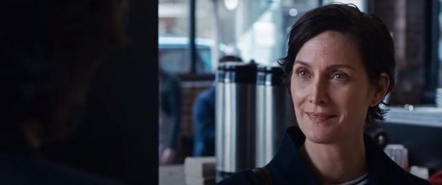Carrie-Anne Moss en The Matrix Resurrections