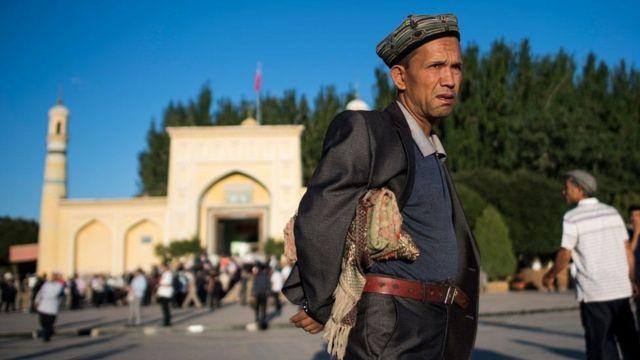 QM ayaa sheegaysa in Shiinuhu ku faquuq ku yaho bulshada Uighur