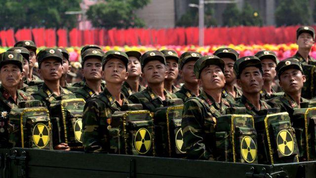 Seul Kore yarımadasında bir nükleer silah yarışından endişe ediyor