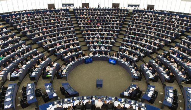 El Parlamento Europeo no trató el caso de Fariñas.