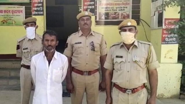 Priest lynched: Patwari suspended, SHO under scanner गिरफ्तार मुख्य अभियुक्त