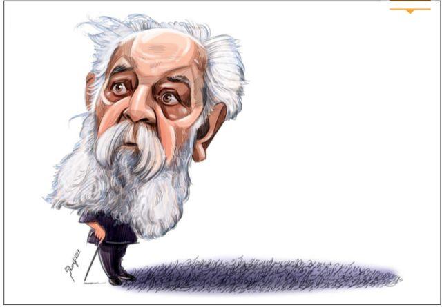 کارتون وحید شریفی، قانون