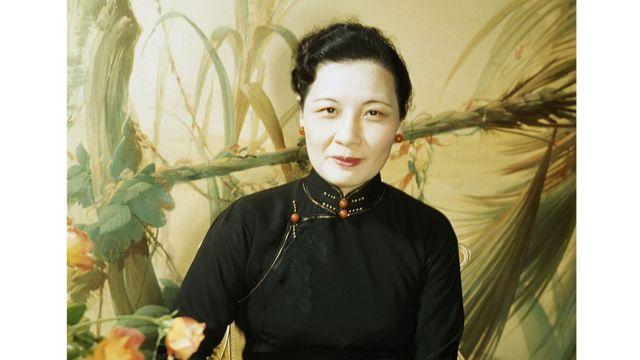 Bà Tống Mỹ Linh