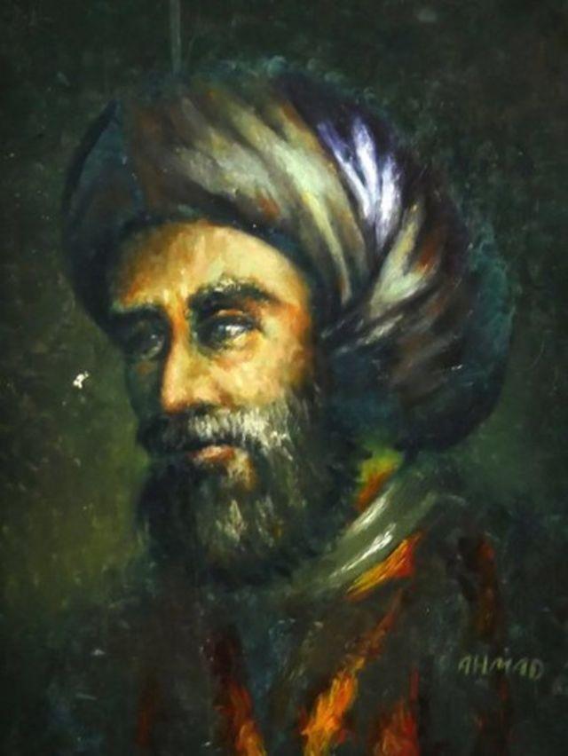 Muhammed ibn Musa el-Harizmi