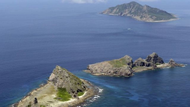 钓鱼台、钓鱼岛、尖阁诸岛