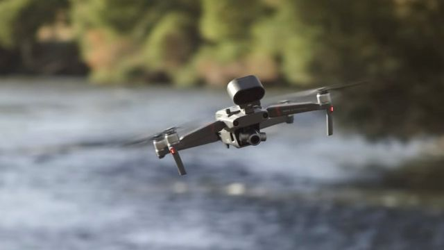 DJI drones to come with plane detection