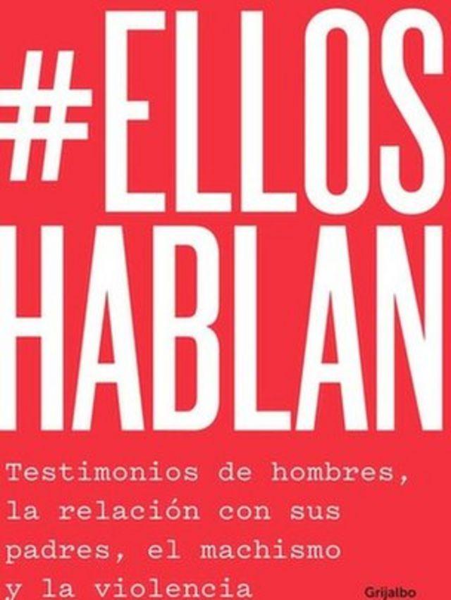 "Portada del libro ""#ELLOSHABLAN""."