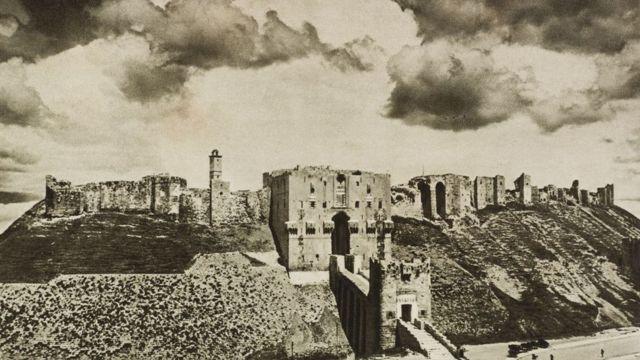 حلب کا قلعہ