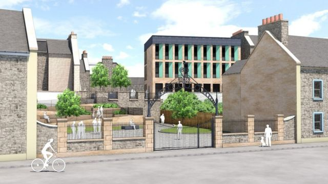 Hawick business incubator plan hatched