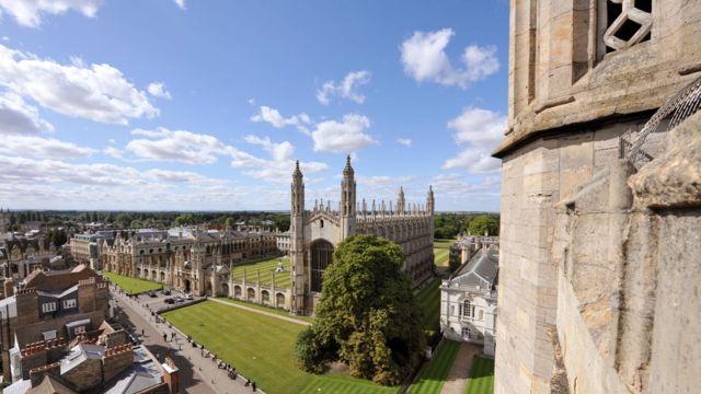 Universidade de Cambridge