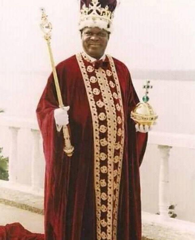 King Ekpo Okon of God V Group, The Obong of Calabar