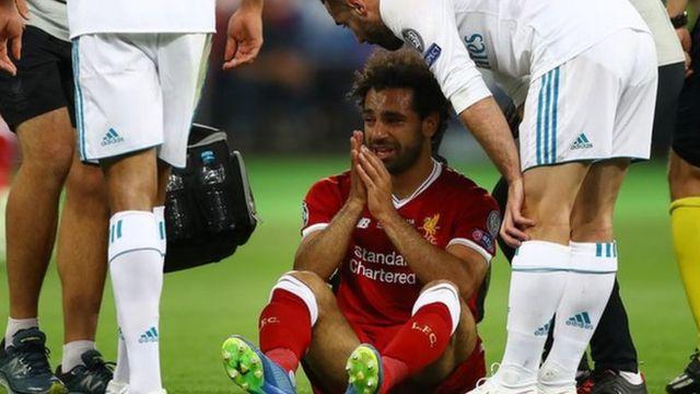 Mohamed Salah aheruka kuronka agashimwe ku mukinyi wa mbere mwiza mw'ihiganwa rya Premier League