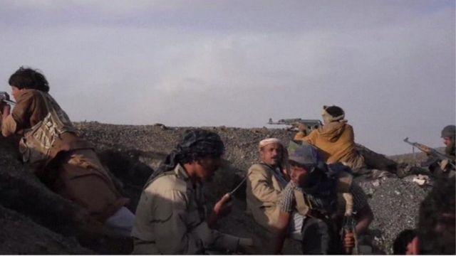 Fighting in Yemen