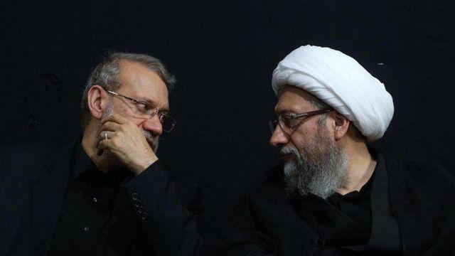 صادق و علی لاریجانی