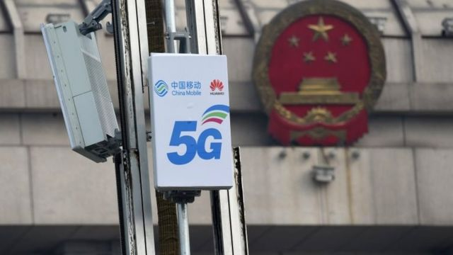 华为5G设备
