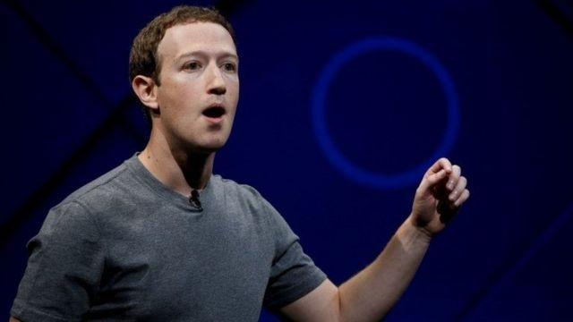 Mark Zuckerberg (file photo)