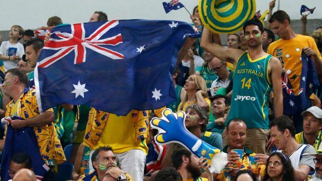 полуфинальный матч по баскетболу в Рио