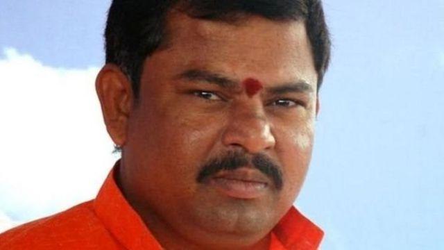 ٹی راجا سنگھ