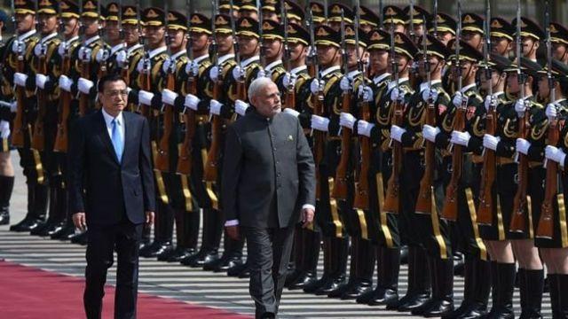 चीन भारत विवाद