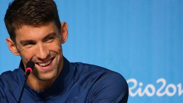Phelps pela primeira vez participará de Cerimônia de Abertura olímpica