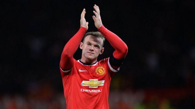 Wayne Rooney anadaiwa kutaka kuihama Manchester United