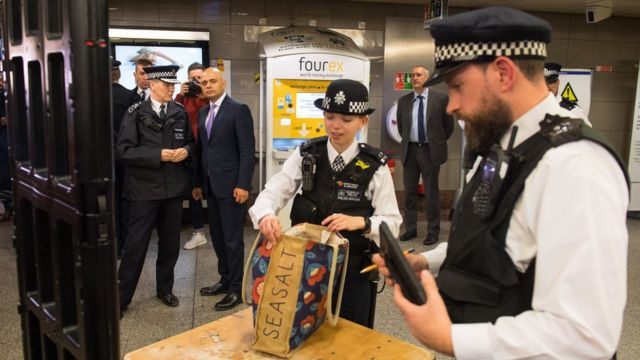 Knife crime: More stop and search powers for police