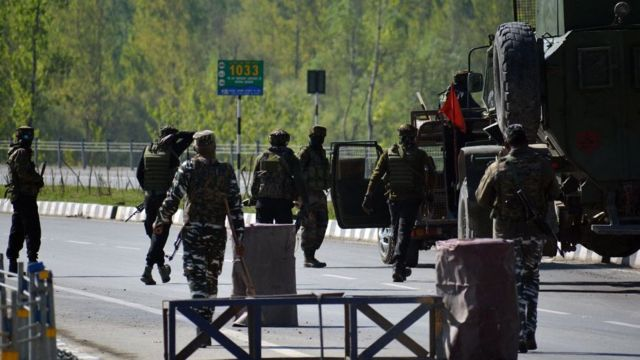 Zakir Musa: India's 'most wanted' militant killed in Kashmir