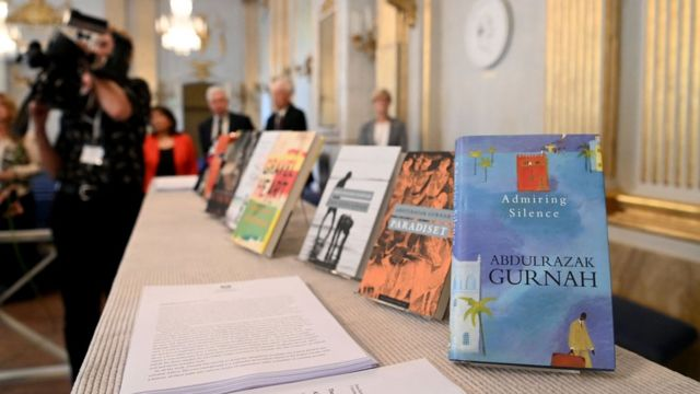 Livros escritos por ele em exibição
