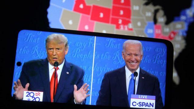 Cuộc bầu cử Mỹ 2020