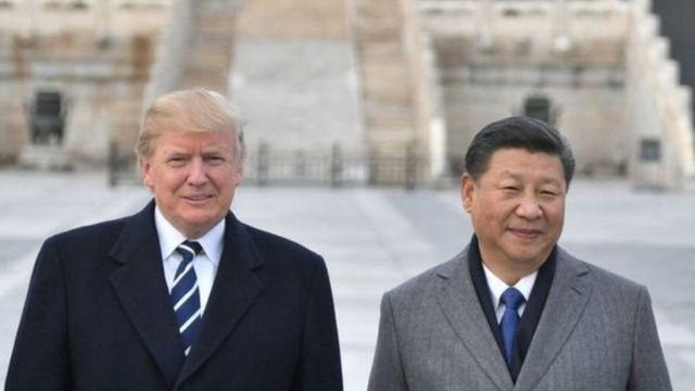 الرئيسان الأمريكي، دونالد ترامب، والصيني تشي جين بينغ، فرضا تعريفات جمركية متبادلة في سبتمبر/أيلول