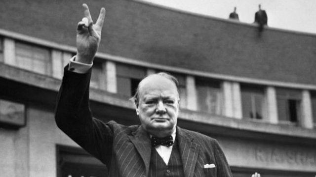 Уїнстон Черчилль