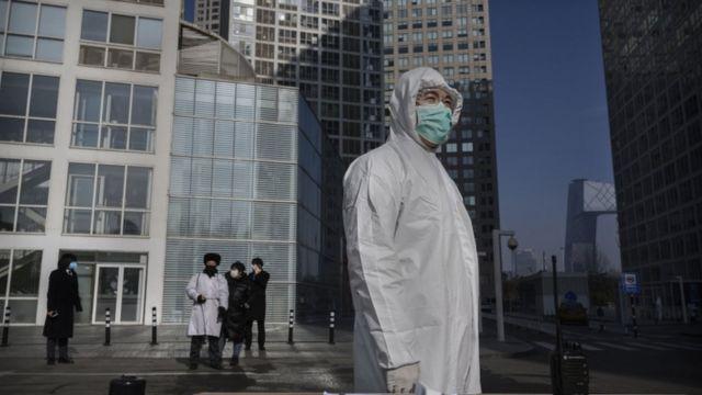 Más de 60.000 casos se registraron en China.