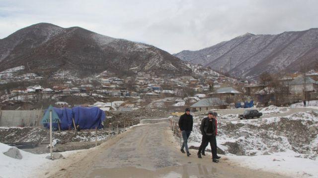 Kiş kəndi