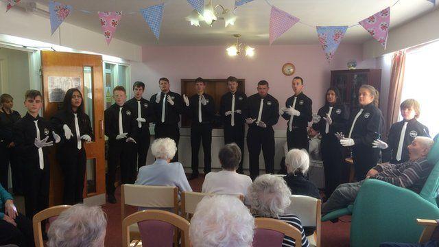 Cwmbran Deaf Choir