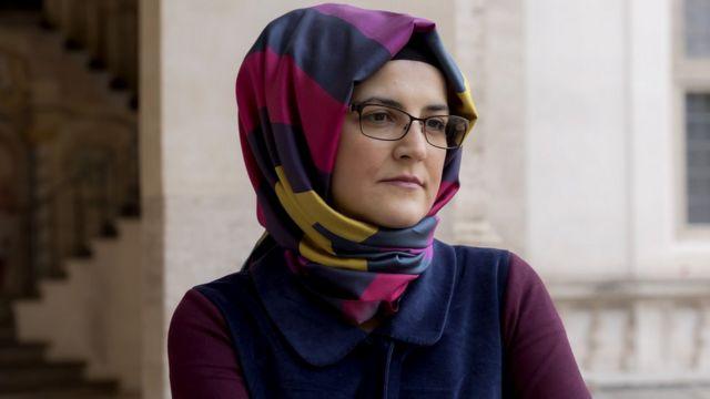 简吉兹陪同卡舒吉到沙特领事馆,结果卡舒吉音讯全无。(photo:BBC)