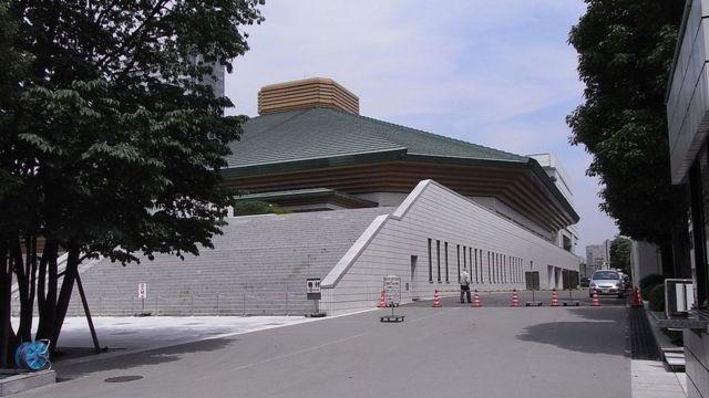 Ryogoku Kokugikan sumo arenası